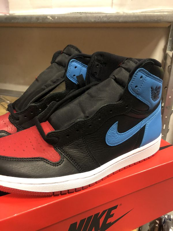 Jordan 1 NC to CHI Men's 8