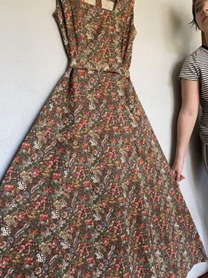 Vintage Handmade Prairie Dress Size Medium for Sale in Burien, WA