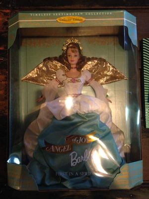 Barbie angel of joy collector edition 1998 for Sale in Richmond, TX