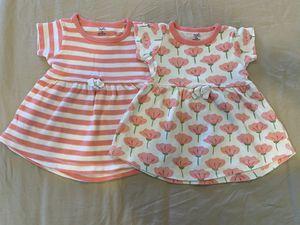 Girl organic cotton dress 3-6 months for Sale in Herndon, VA