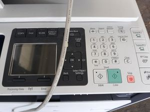 Cannon copy fax printer all in 1 for Sale in Smyrna, TN