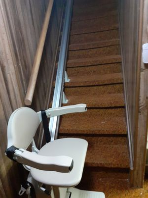 Bruno chair/stairlift. 12 ft run for Sale in Midland, MI
