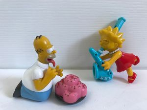 Simpson two action figures vintage for Sale in Kirkland, WA