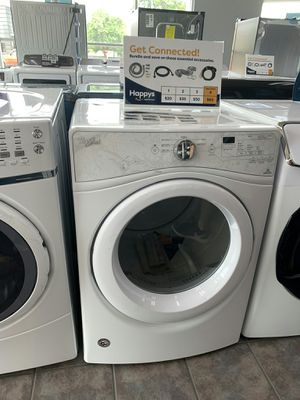 White electric dryer - whirlpool for Sale in Inkster, MI