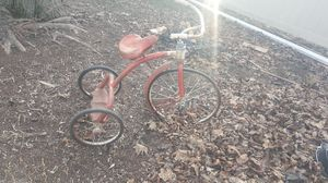 Vintage tricycle bike for Sale in Grosse Pointe Park, MI