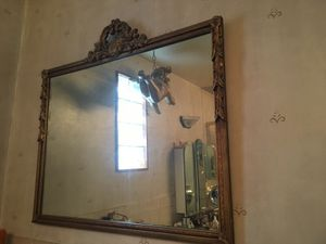 Antique french mirror for Sale in Chicago, IL