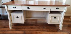 Desk and file cabinet for Sale in Manteca, CA
