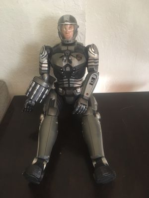 "G.I. JOE Duke Rise of the Cobra Accelerator Suit Sounds 16"" Action Figure for Sale in Waterford, CA"