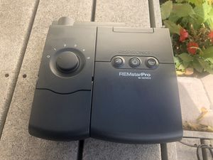 REMStar Pro M Series Cpap Machine for Sale in Romulus, MI