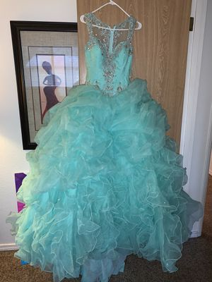 Quinceanera dress, small size for Sale in Vancouver, WA
