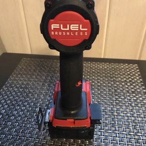 Impact Driver M18 Milwaukee Fuel + Battery for Sale in Bellingham, WA