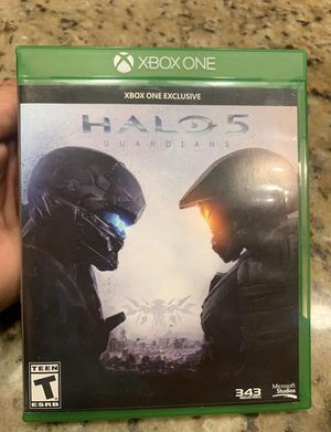 Halo 5 Guardians XBOX ONE for Sale in Corpus Christi, TX
