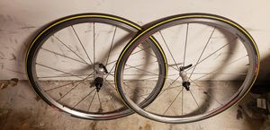 Shimano Road bike 700c wheels with 10speed cassette for Sale in Fort Lauderdale, FL