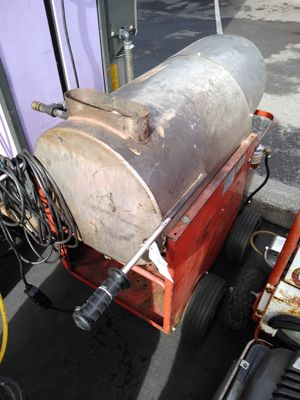 Whitco used hot water pressure washer for Sale in Seattle, WA