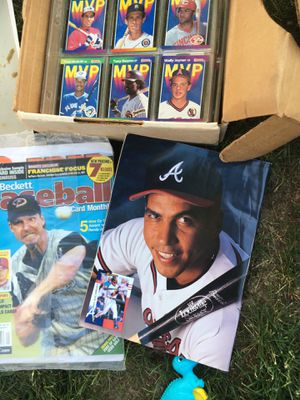 Baseball cards for Sale in Blacklick, OH