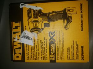Dewalt bruhless 3/8 impact wrench tool only for Sale in Turlock, CA