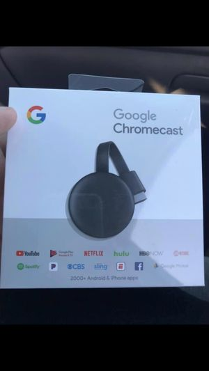 Chrome Cast for Sale in Aberdeen, MD