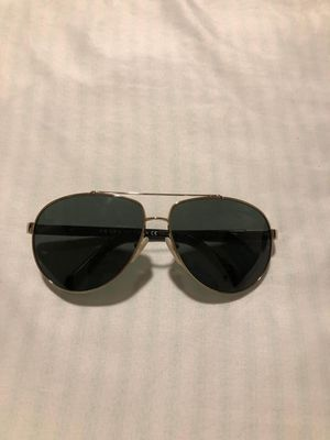 Prada gold aviator with tortoise with green sunglasses spr670 for Sale in Irving, TX