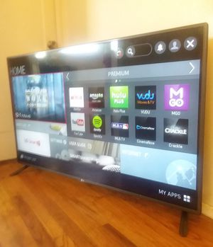 "55"" LG LED SMART HDTV THIN >>>☆☆☆ ( FREE DELIVERY ) for Sale in Lynwood, CA"