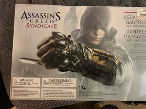 Assassins creed gauntlet for Sale in Raleigh, NC