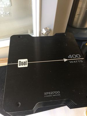Amp and sub for Sale in Corona, CA