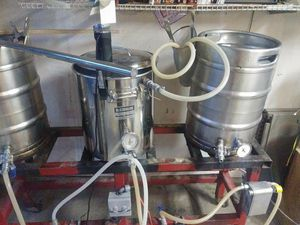 3 vessel brewing system for Sale in Downers Grove, IL