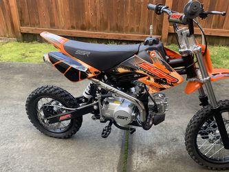 Dirt Bike SSR 125 for Sale in Tukwila,  WA