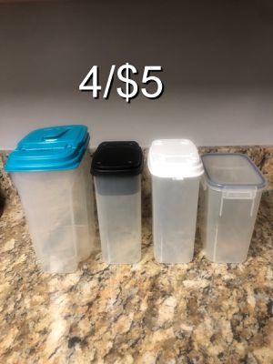 Plastic Containers for Sale in Woodbridge, VA