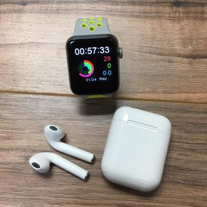 Smart bundle , smart watch and Bluetooth earbuds for Sale in San Diego, CA