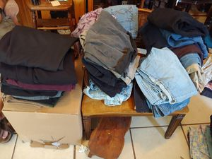 Plus size shirts, jeans, shorts, pants for Sale in Largo, FL