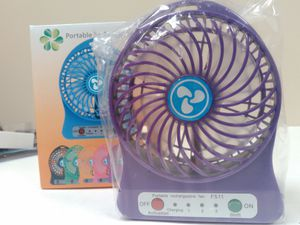 New Portable Rechargeable mini fan for Sale in Falls Church, VA