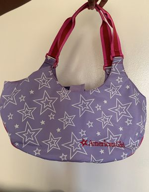 AMERICAN GIRL DOLL TOTE BAG for Sale in Parkville, MD