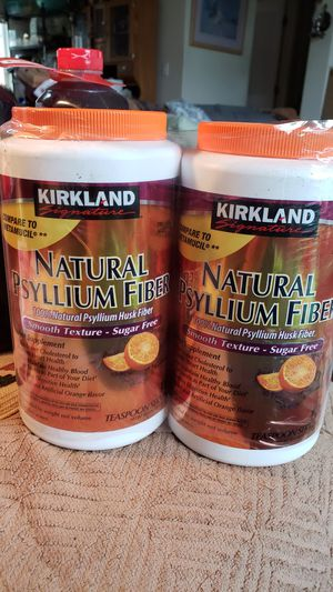 Natural psyllium fiber for Sale in Hoquiam, WA