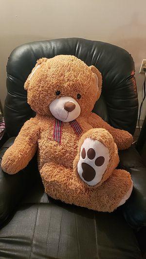 Life Size Teddy Bear for Sale in Nashville, TN