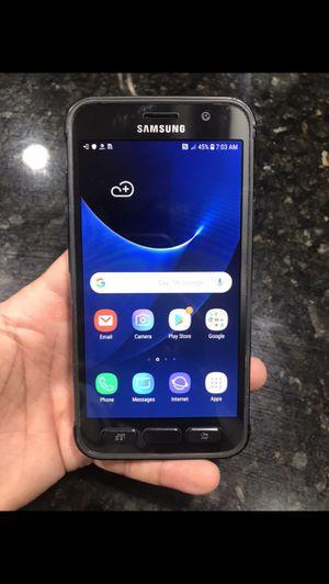 Samsung Galaxy s7 waterproof. Factory unlocked. for Sale in Glendale, AZ