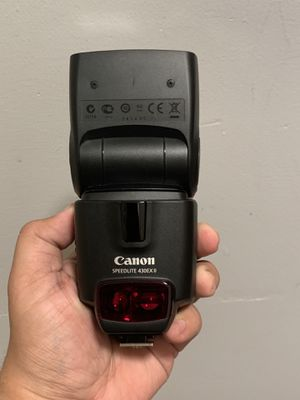 Canon Speedlite 430 EX II for Sale in Bristol, CT