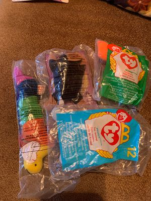 Ty babies Beanie Babies Vintage McDonald's Toys for Sale in Bloomington, CA
