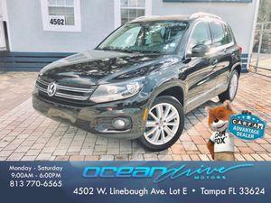 2013 Volkswagen Tiguan for Sale in Tampa, FL
