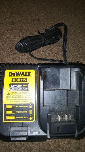 Dewalt charger DCB115.. 12v. - 20v. Max for Sale in Bloomington, CA