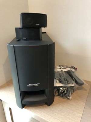Bose Digital Home Theater Speaker System for Sale in Chicago, IL