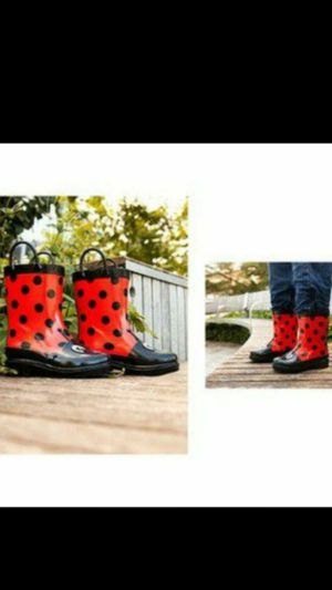 Lady Bug Rain boots for Sale in El Monte, CA