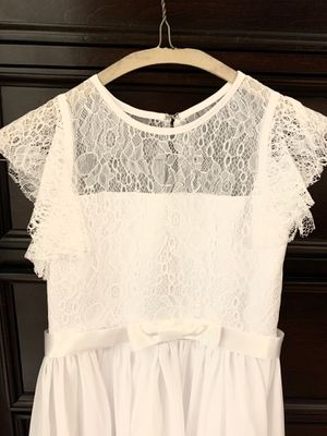 Baptism/First Communion Dress- Size 6/7 for Sale in Las Vegas, NV