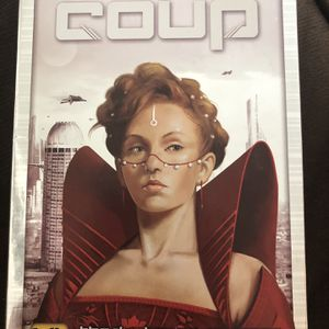 Coup Game for Sale in Saint Paul, MN