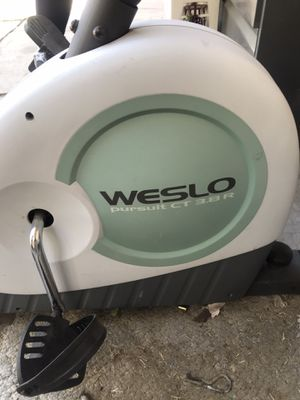 Weslo pursuit CT 3.8 R for Sale in Las Vegas, NV