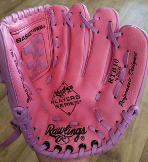 10 in Girl's Softball Glove for Sale in San Jacinto, CA