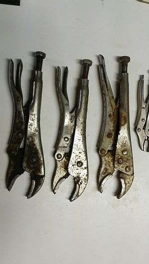Locking pliers for Sale in Edgewater Park, NJ