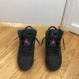 Black Inferred 6's for Sale in Portland, OR
