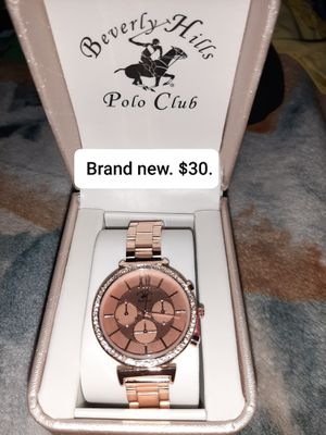 Women's Polo Club watch for Sale in Hermon, ME