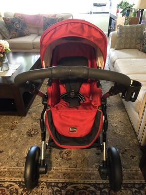 Stroller Britax B-Ready +Brand new Bassinet and some accessories for Sale in White Plains, NY