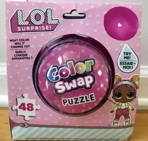 LOL Surprise Color Swap Puzzle, Brand NEW! Porch Pickup or Can Ship! for Sale in Roxbury Township, NJ